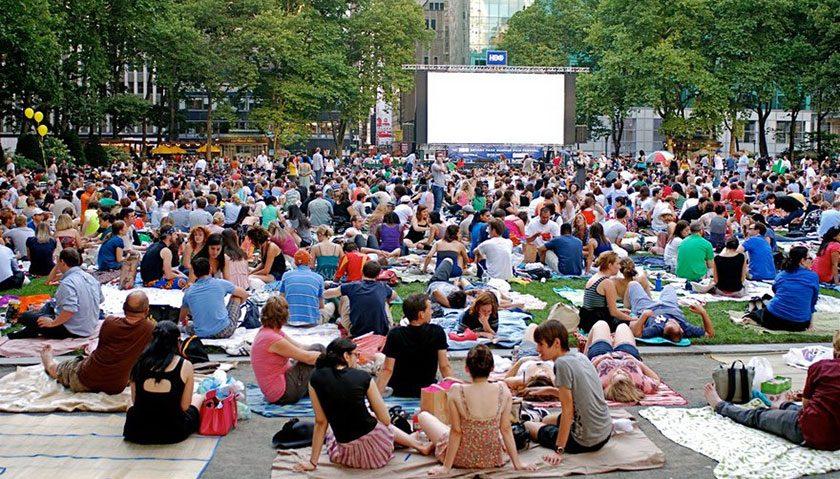 Концерт-пикник в Хельсинки Счастье