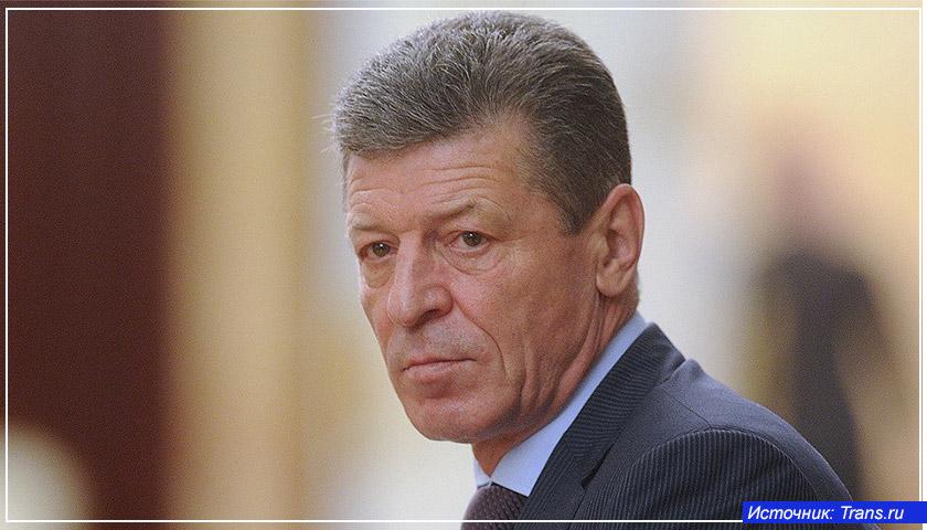 Козака вновь бросили на молдавскую амбразуру