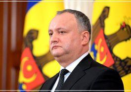 Новости Приднестровья и Молдовы | Президент Молдавии Игорь Додон