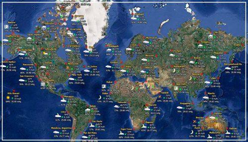 Планета катастроф. 10 – 16 января.