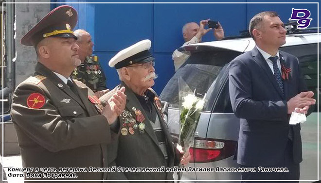 Мы помним и чтим День Победы, несмотря ни на что…