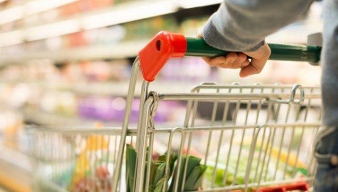 супермаркет покупатель