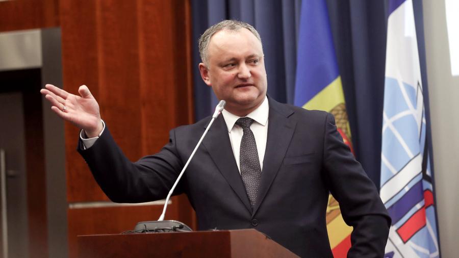 Новости Приднестровья и Молдовы | додон выведет людей