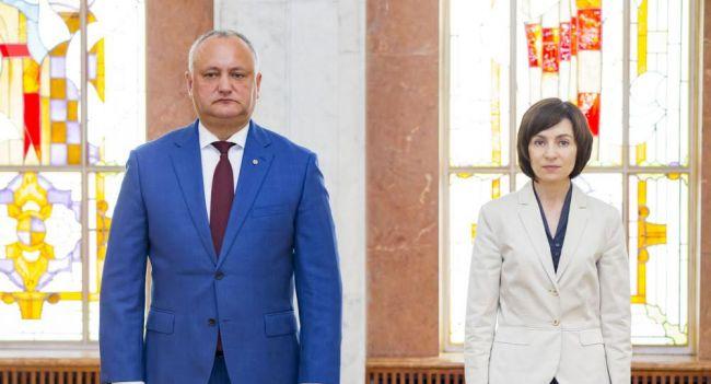 Выборы президента Республики Молдова-2020