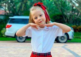 Полмиллиона  долларов в месяц – доход девочки из России