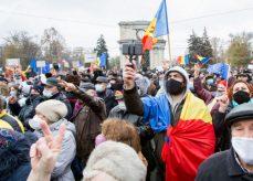 Новости Приднестровья и Молдовы | протесты в кишиневе декабрь 2020