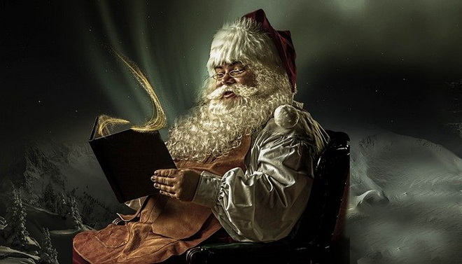 Санта в рекламе вызвал душевную боль у активиста из Томска