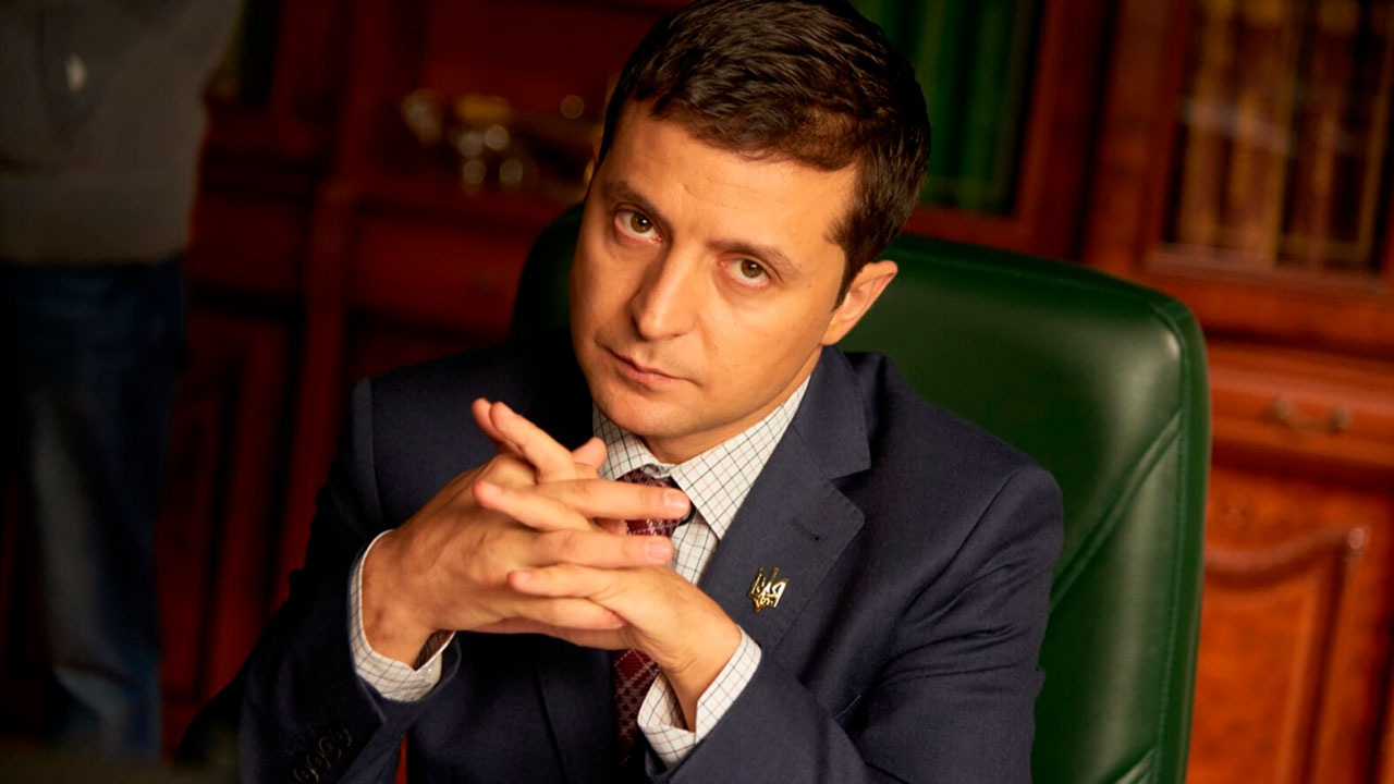 Рейтинг Владимира Зеленского стабильно снижается