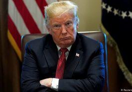 Twitter заставил замолчать президента США Дональда Трампа