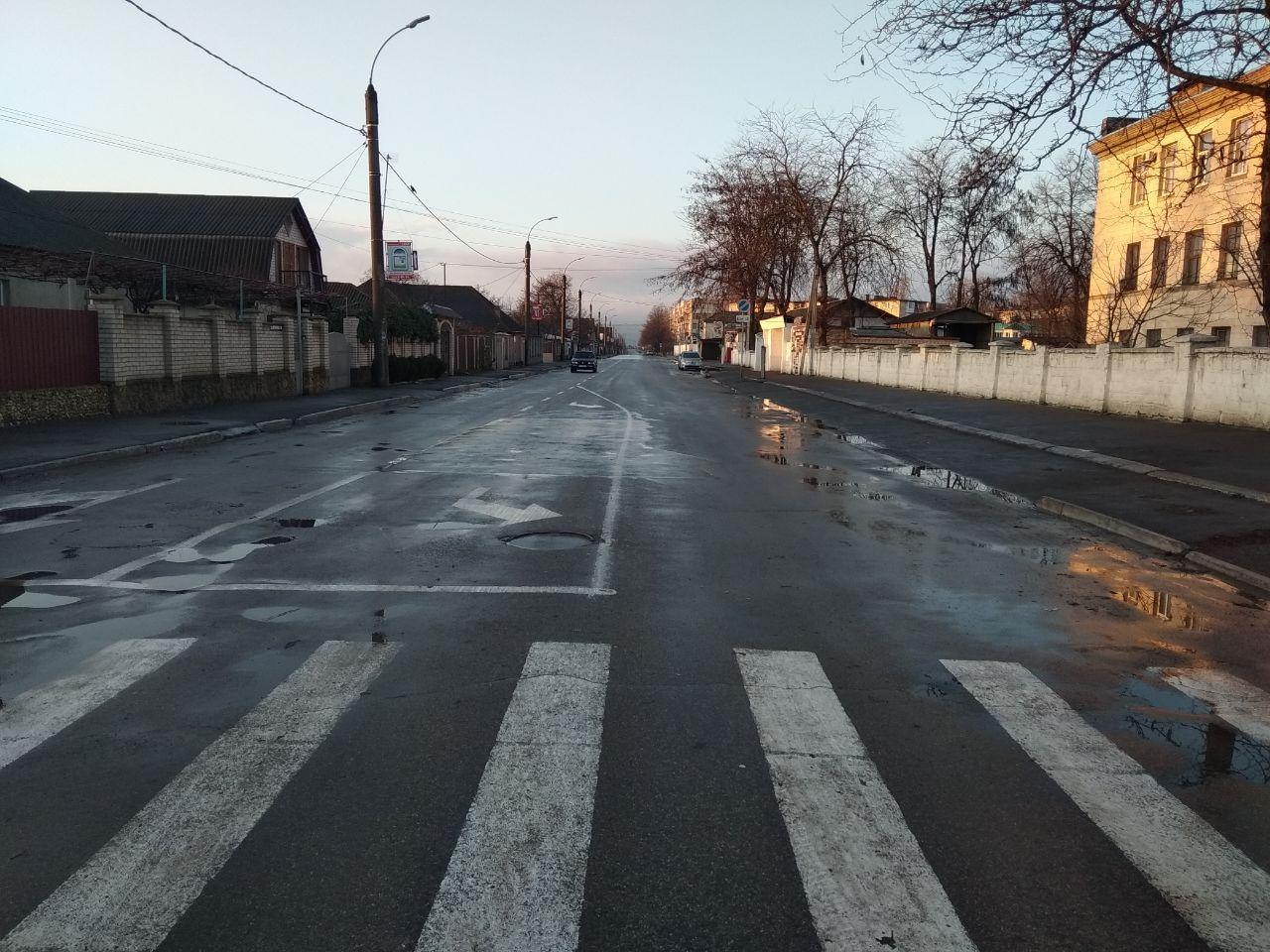 Новогоднее утро в Приднестровье выдалось теплым и солнечным