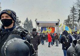 На Украине взбунтовались евробляхеры