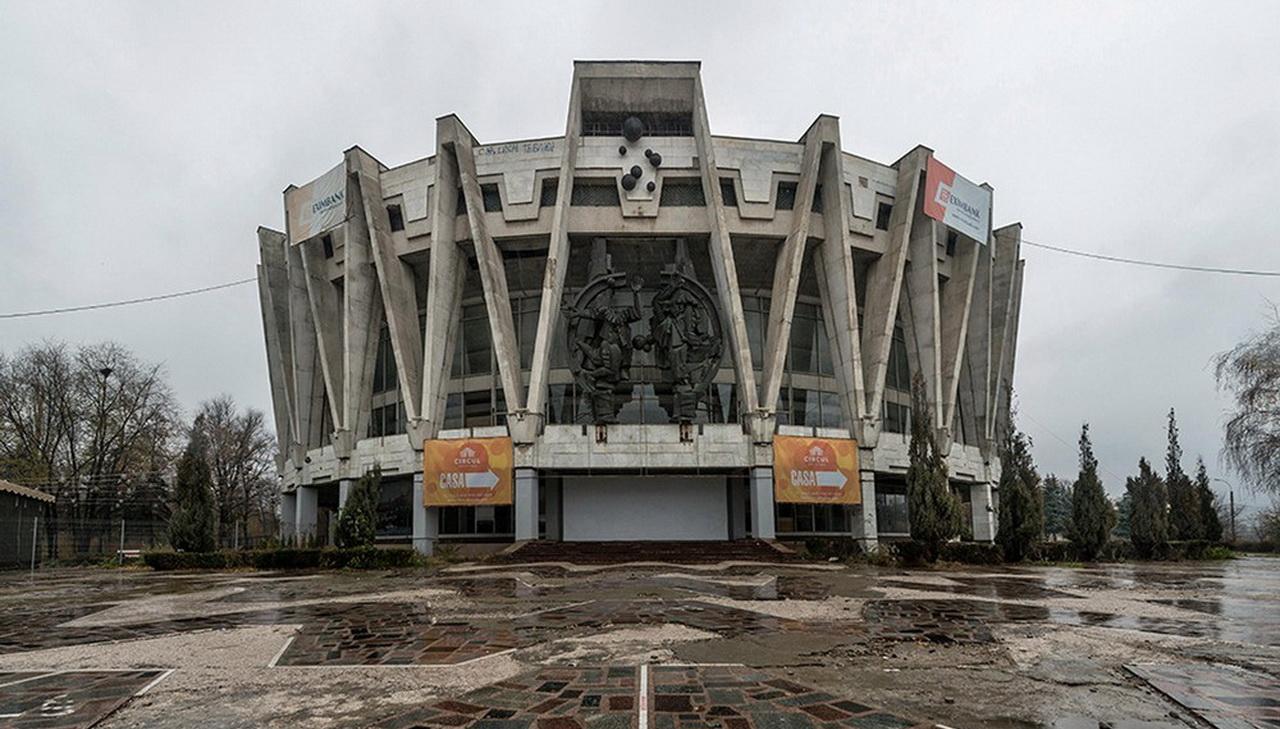 Кишинёвский цирк охранять не будут