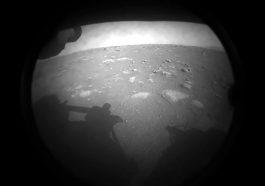 Американский ровер успешно приземлился на Марсе