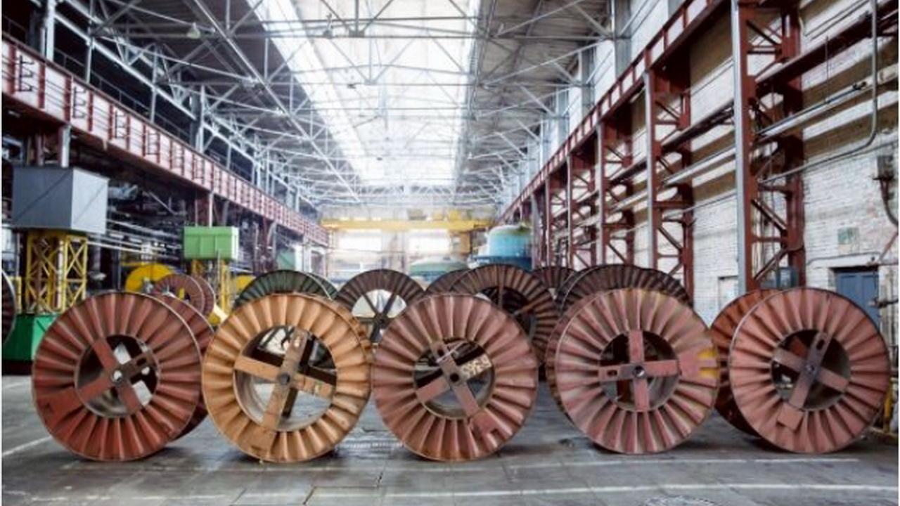 Приднестровский завод «Молдавкабель» достиг очевидного успеха