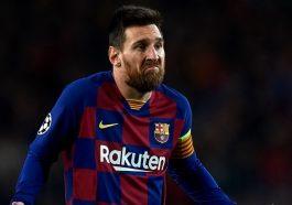 Месси уходит из «Барселоны»