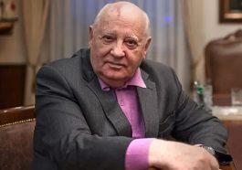 Горбачёв: распад СССР произошёл вопреки воле народа