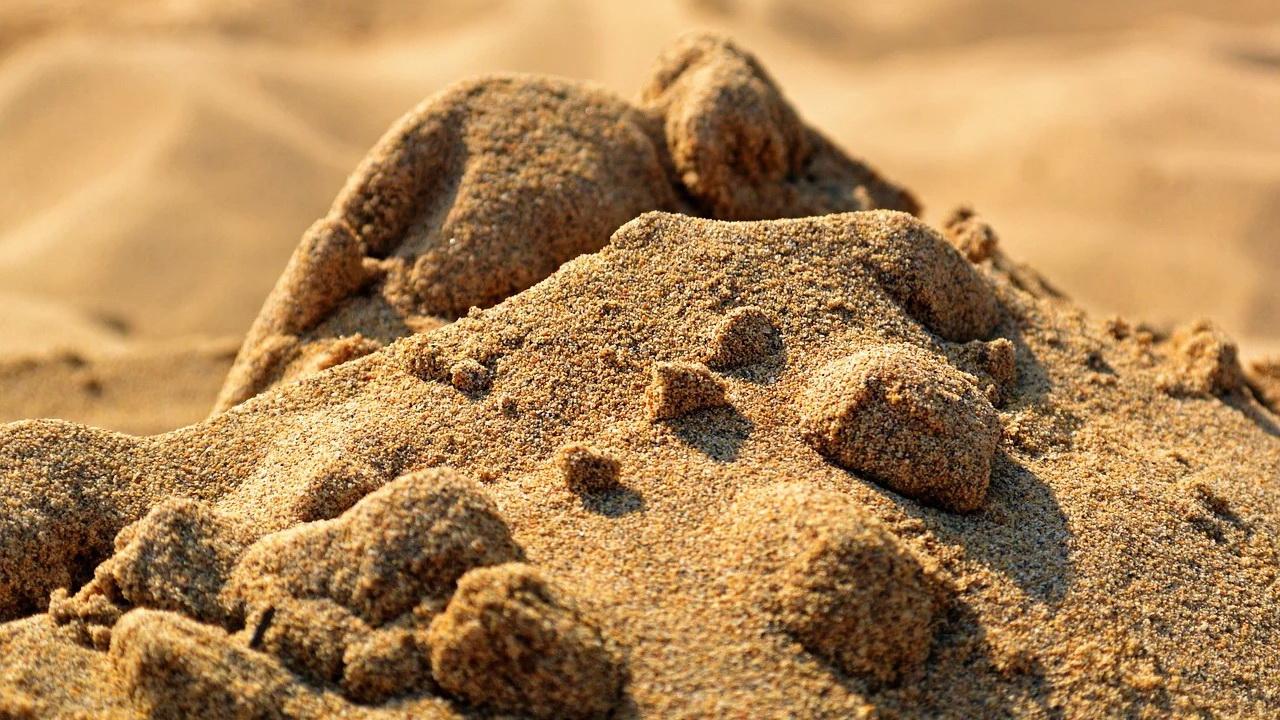 В мире заканчивается песок
