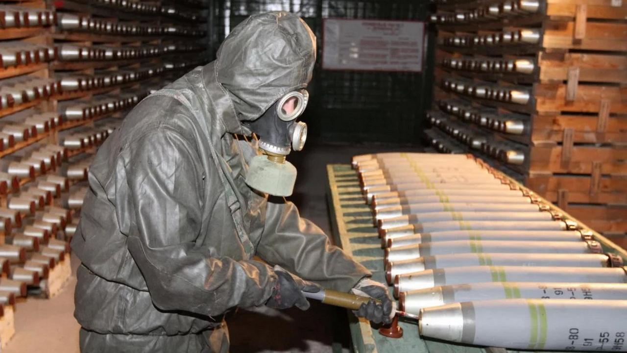 США обвинили Россию в использовании химического оружия