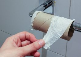 В мире закончится туалетная бумага