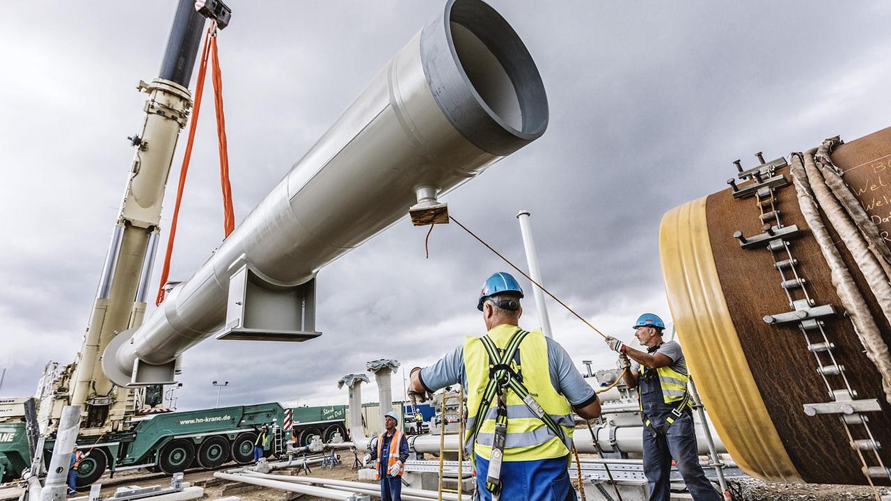 Украина ждёт открытия «Северного потока – 2»