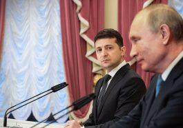 Путину доложили о предложении Зеленского встретиться в Донбассе