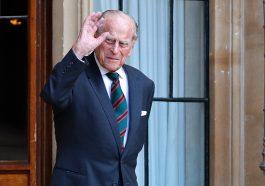 Умер супруг королевы Елизаветы II принц Филипп