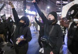 В Америке снова беспорядки из-за убийства чернокожего