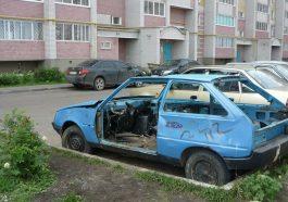 В Приднестровье начнут эвакуацию автомобилей во дворах многоэтажек