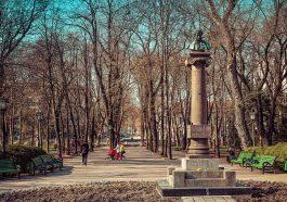 Жителям Молдовы разрешили гулять в парках и лесах