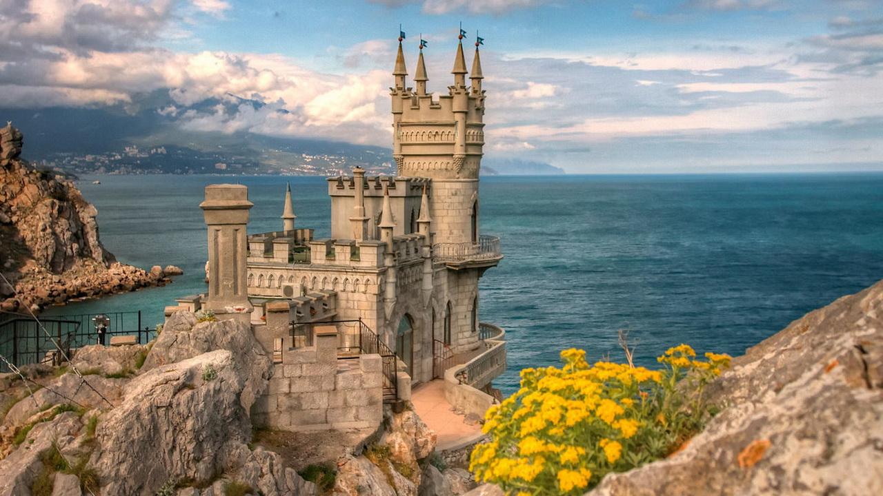 Крым исчез с карт Украины