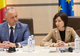 Названы самые популярные молдавские политики