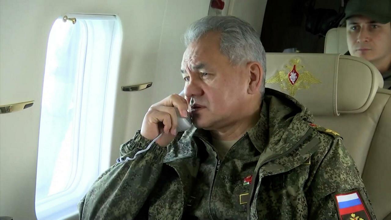 Россия отводит войска от южных и западных границ
