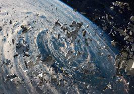 Космический мусор угрожает Земле