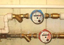 Сервисное обслуживание водомеров станет добровольным
