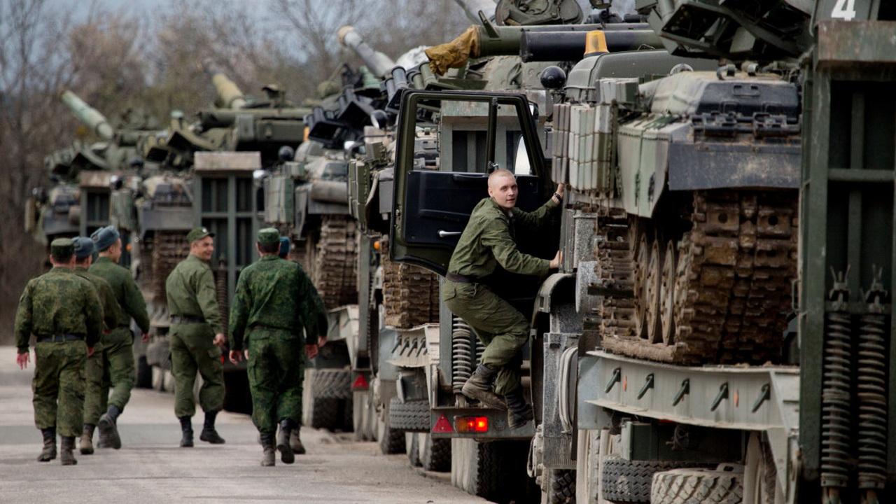 США следит за отводом российских войск от украинских границ