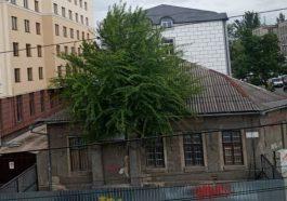 В Кишинёве разваливается историческое здание