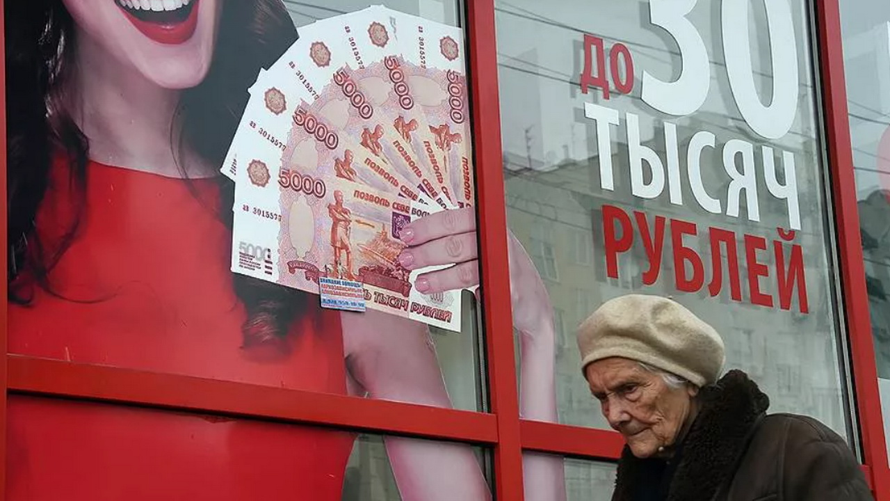 В России установлен рекорд по выдачам кредитов