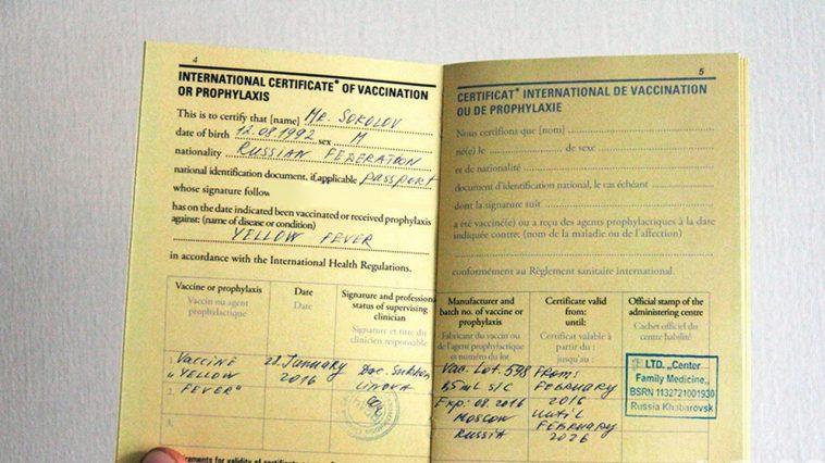 Молдавские сертификаты о вакцинировании признают в ЕС