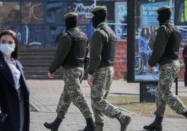 В Белоруссии силовики получили дополнительные права