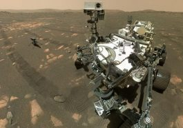 «Персеверанс» отметил первые 100 дней своего пребывания на Марсе