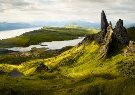 Шотландский язык исчезает