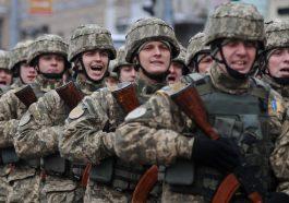 Украина создаст самую мощную армию в Европе