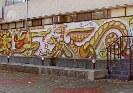 В Приднестровье появится тур по местам с мозаичными панно