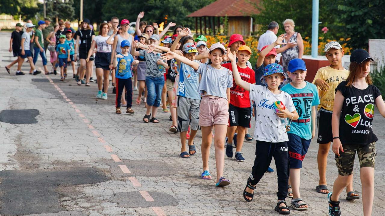 Детский отдых в Приднестровье стал роскошью