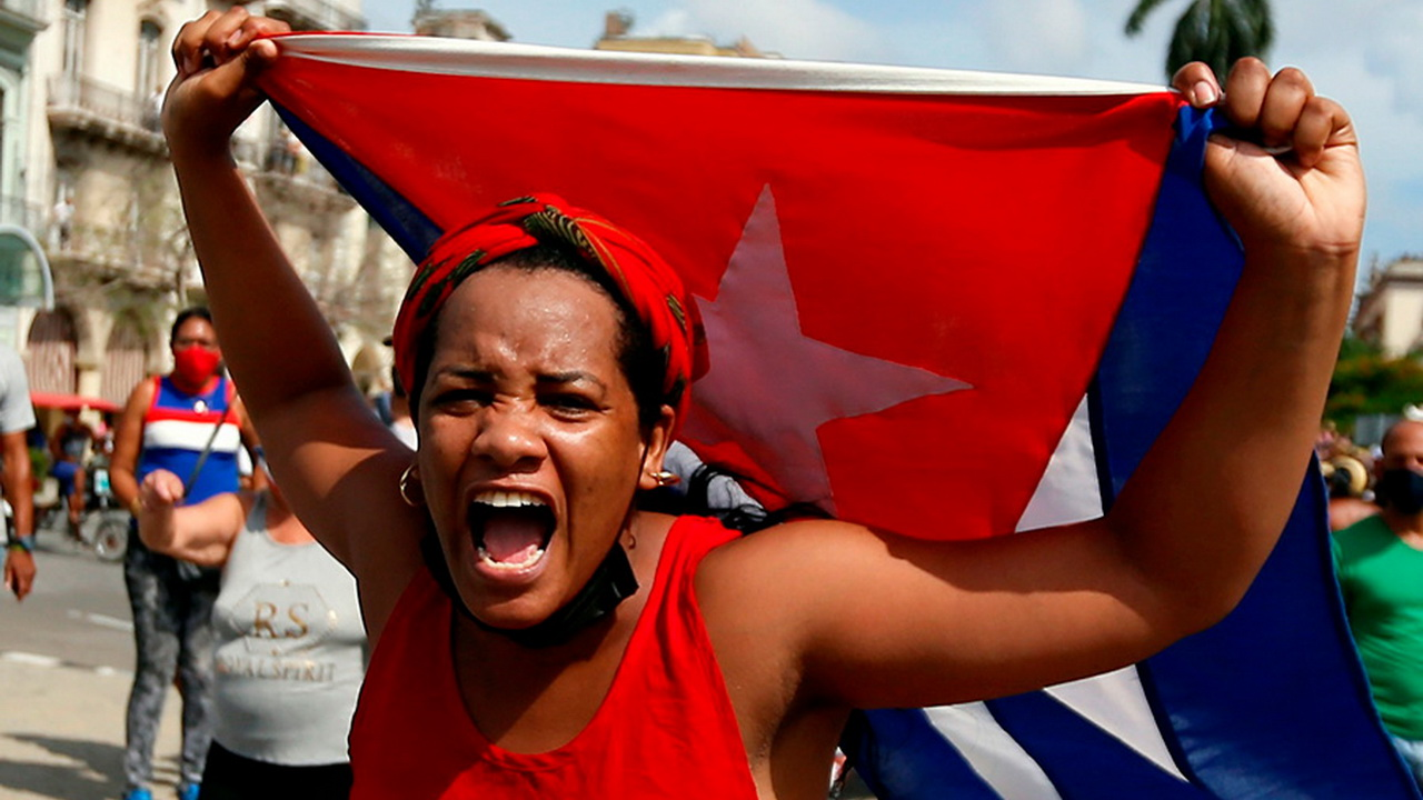 Куба взорвалась протестами