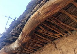 В Бендерах рухнул саманный дом