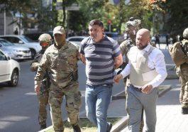 Украинское правительство подверглось атаке террориста