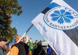 Националисты набирают в Эстонии популярность