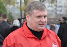 Лидер коммунистов готовится к выборам президента Приднестровья