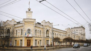 В примэрии Кишинёва назревают отставки
